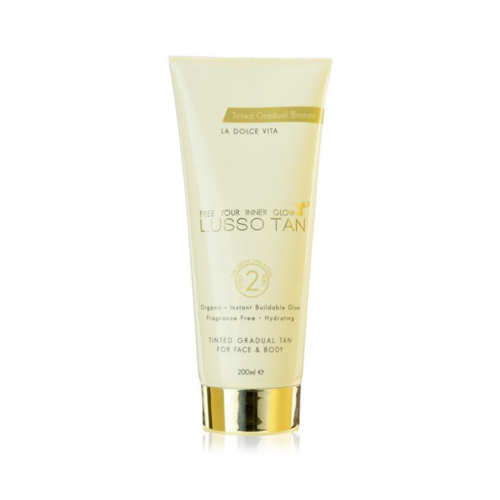 Lusso Tan Tinted Gradual Bronze | Skinfinity Beauty and Skin Clinic