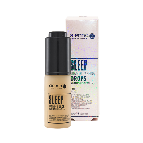 Sienna X Sleep Tanning Drops | Skinfinity Beauty and Skin Clinic